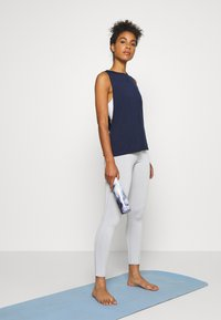 South Beach - YOGA WRAP - Top - navy - 1