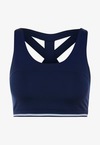 South Beach - CROSS BACK DETAIL BRALET - Sport BH - navy - 5