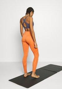 South Beach - PLAIN LEGGING - Legging - orange - 2