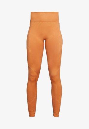 PLAIN LEGGING - Legging - orange