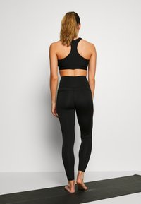 South Beach - YOGA LEGGING - Collant - black - 2