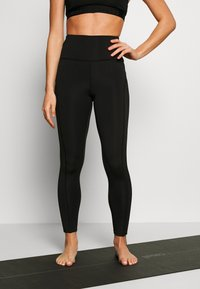 South Beach - YOGA LEGGING - Collant - black - 0