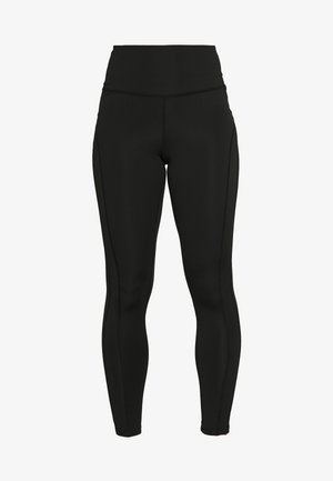 YOGA LEGGING - Medias - black