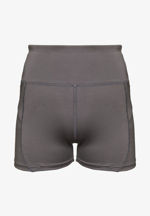 BOOTY SHORT - Tights - smoky grey