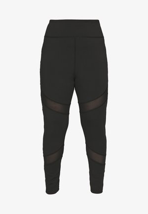 INSERT LEGGING - Collant - black