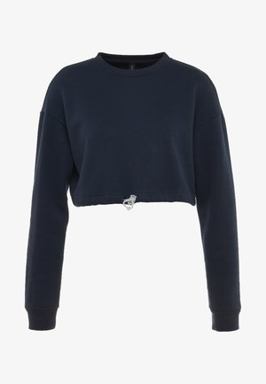 REFLECTIVE TOGGLE - Sweatshirts - navy