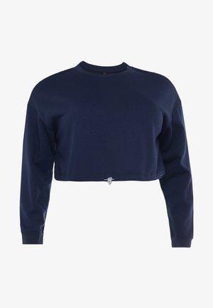REFLECTIVE TOGGLE  - Sweatshirt - navy