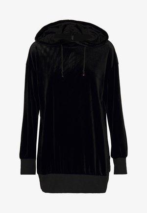 OVERSIZED HOODIE - Sweatshirt - black