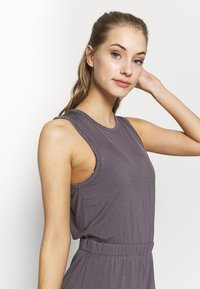 South Beach - YOGA ROMPER - Trainingspak - smoky grey - 3