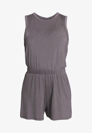 YOGA ROMPER - Treningsdress - smoky grey