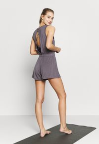 South Beach - YOGA ROMPER - Trainingspak - smoky grey - 2