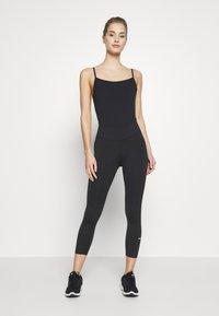 South Beach - SCOOP BACK LEOTARD - Body deportivo - black - 1