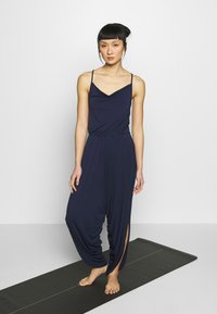South Beach - YOGA JUMPSUIT - Trainingsanzug - navy - 0