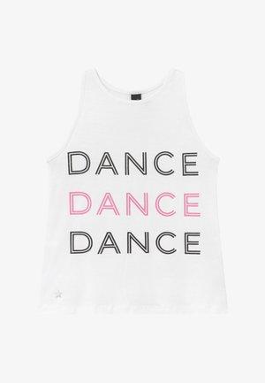 GIRLS DANCE TANK - Top - white