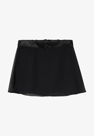 GIRLS BALLET SKIRT - Urheiluhame - black