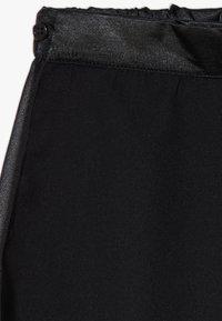 South Beach - GIRLS BALLET SKIRT - Spódnica sportowa - black - 3