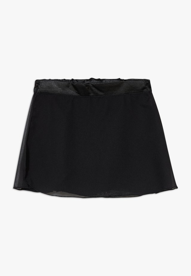 GIRLS BALLET SKIRT - Sportkjol - black