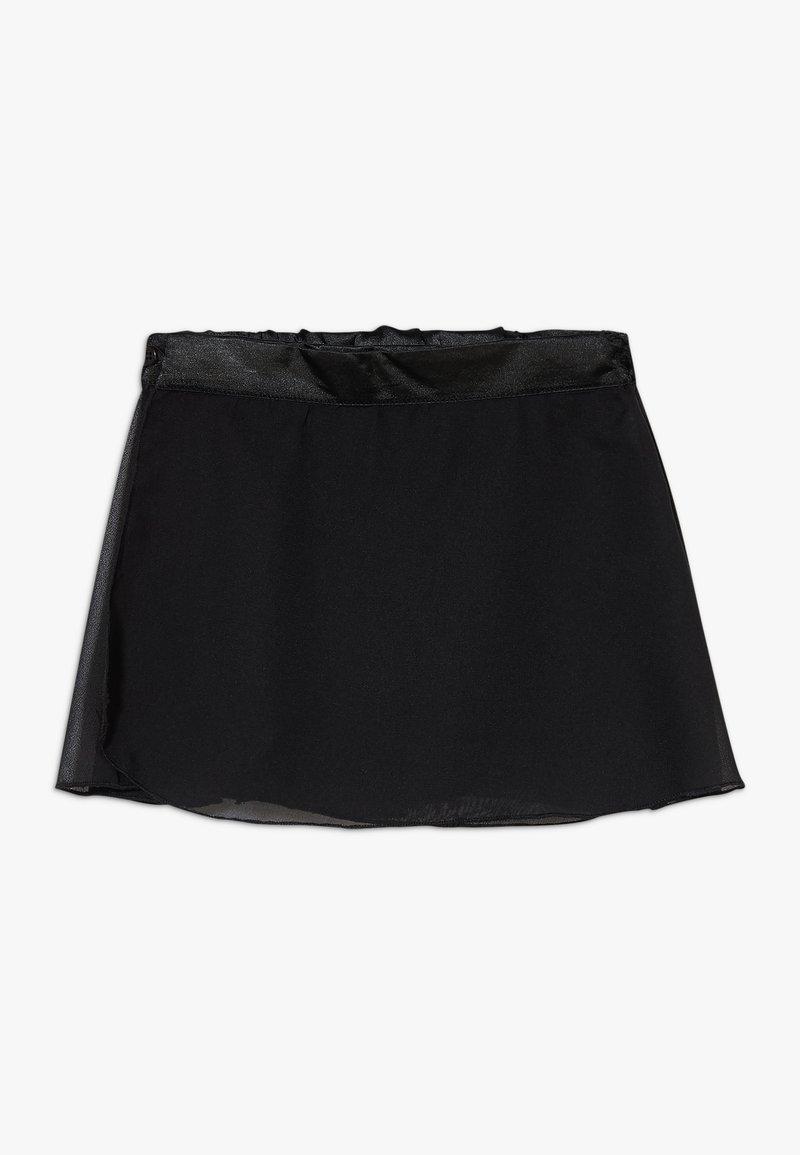 South Beach - GIRLS BALLET SKIRT - Spódnica sportowa - black