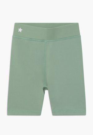 GIRLS SHORTS - Leggings - sage green