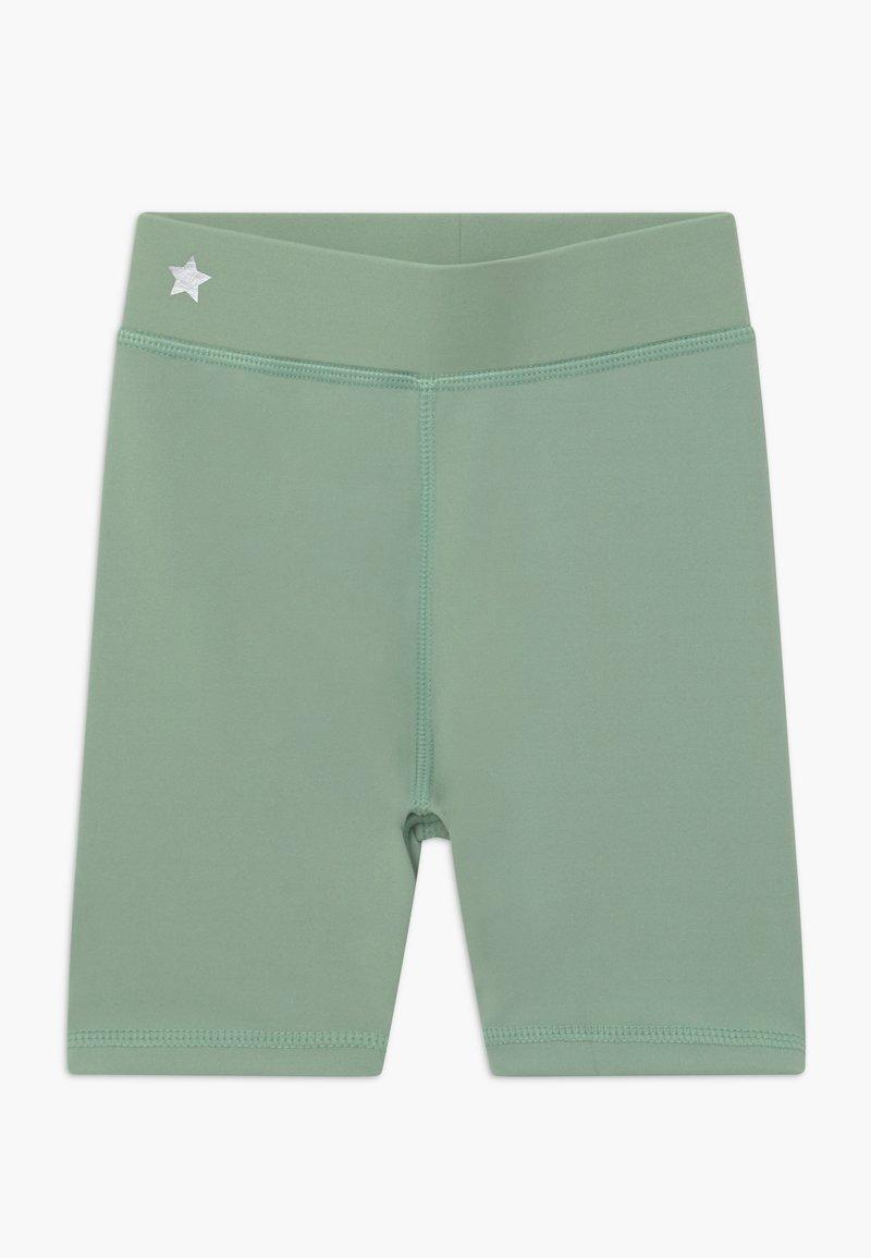 South Beach - GIRLS SHORTS - Punčochy - sage green