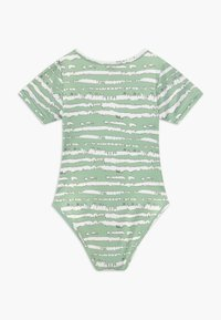 South Beach - GIRLS PRINTED BALLET LEOTARD - Danspakje - sage green - 1