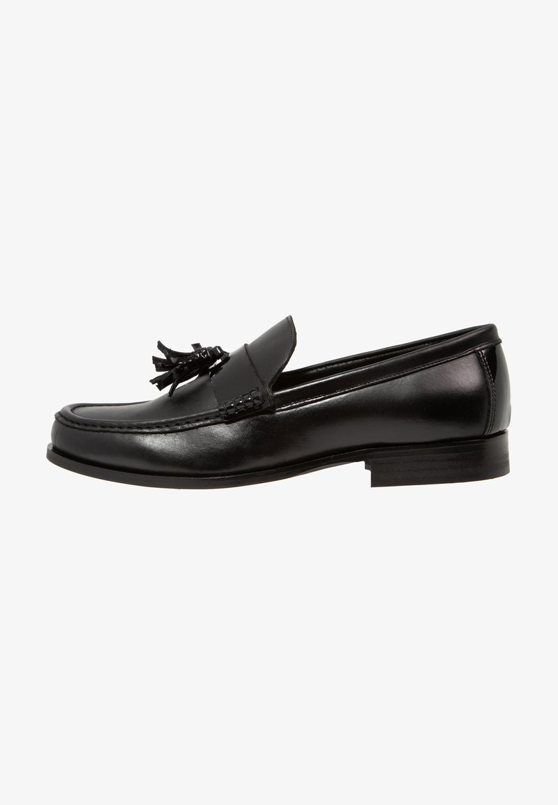 Society - CULT TASSEL LOAFER - Loafers - black
