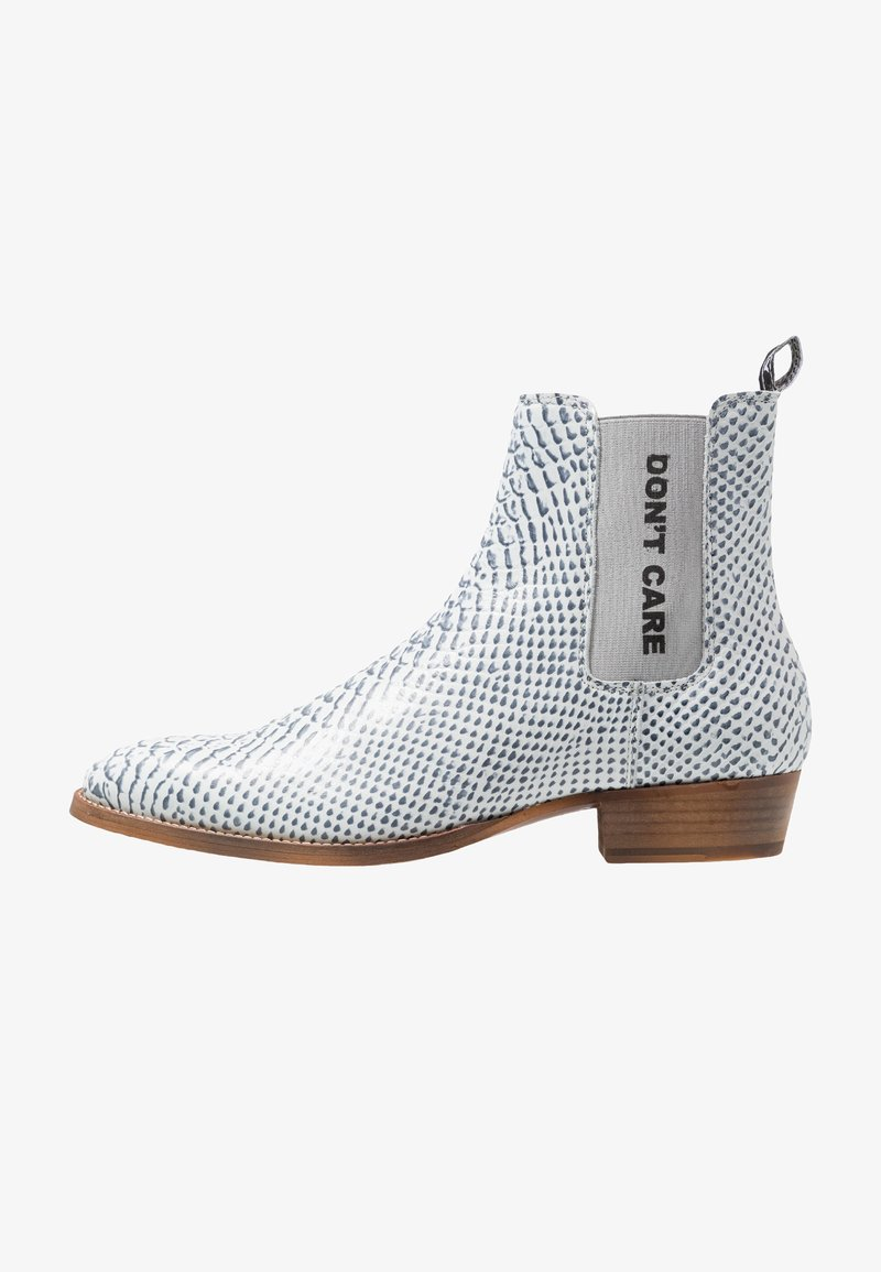 Society - YOUTH CHELSEA BOOT - Cowboy-/Bikerstiefelette - natural