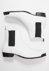 Society - YOUTH - Classic ankle boots - optical white - 1