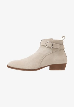YALL - Classic ankle boots - light sand