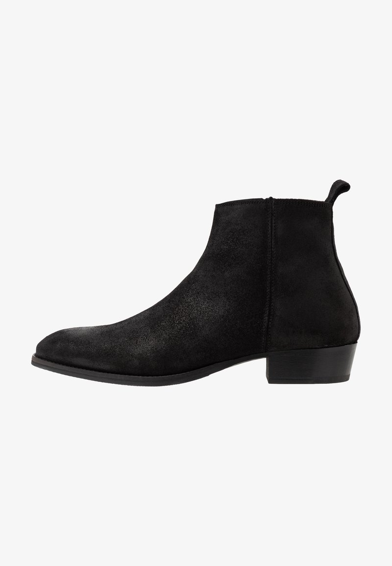 Society - YONDER - Classic ankle boots - black metallic