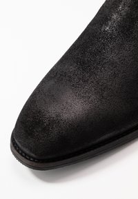 Society - YONDER - Classic ankle boots - black metallic - 5