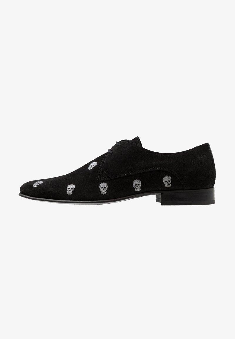 Society - PRECIOUS - Šněrovací boty - black