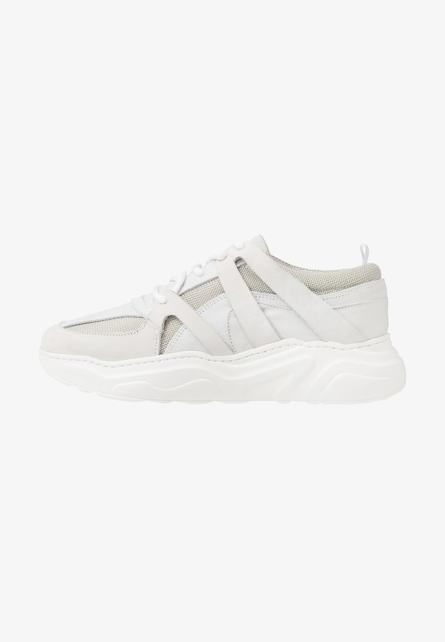 STALKER - Trainers - white