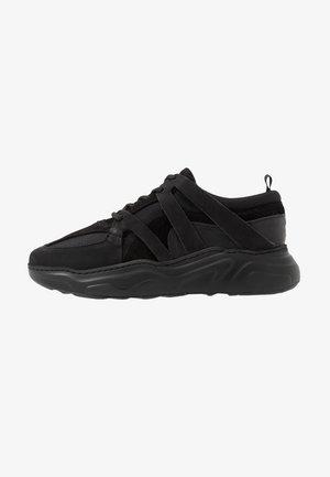 STALKER - Sneakers basse - black