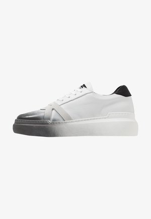 BLOCK - Trainers - white