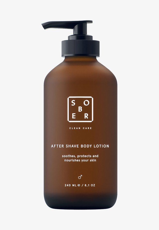 AFTER SHAVE BODY LOTION - Aftershave balm - -