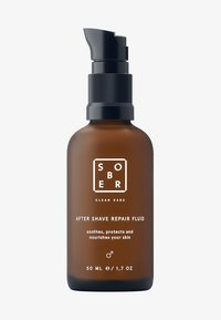 Sober - AFTER SHAVE REPAIR FLUID - Aftershave balm - - - 0