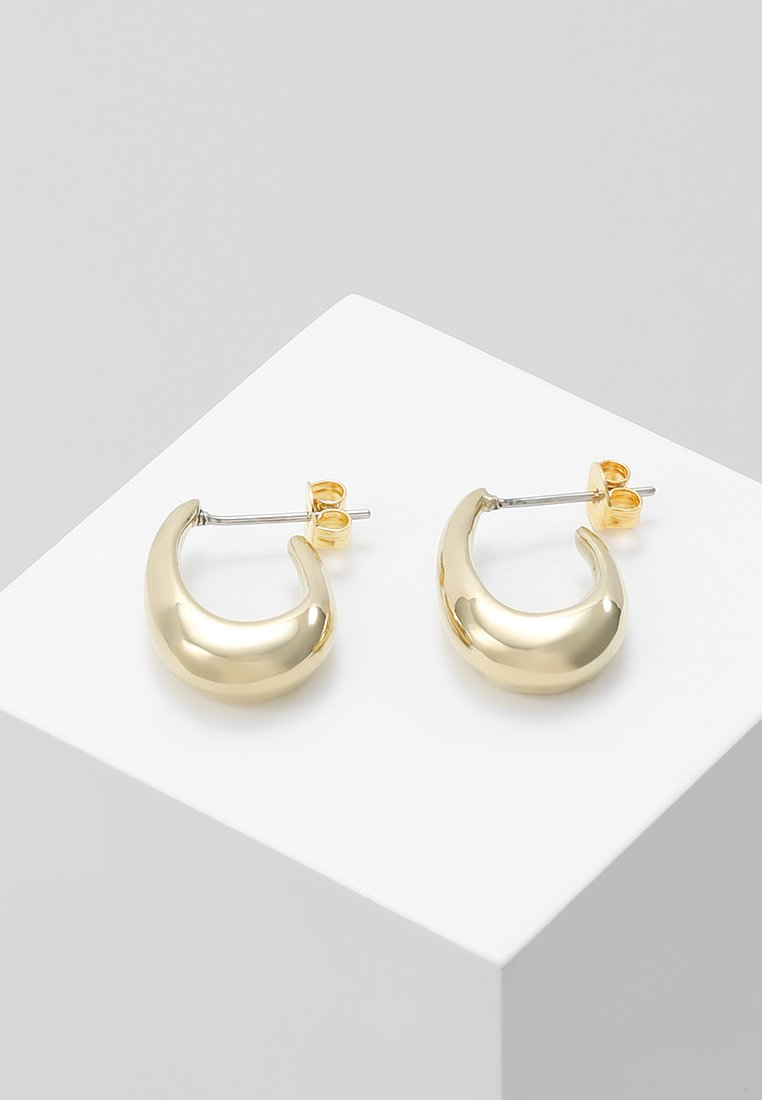 Soko - MEZI MINI HOOP - Earrings - gold-coloured