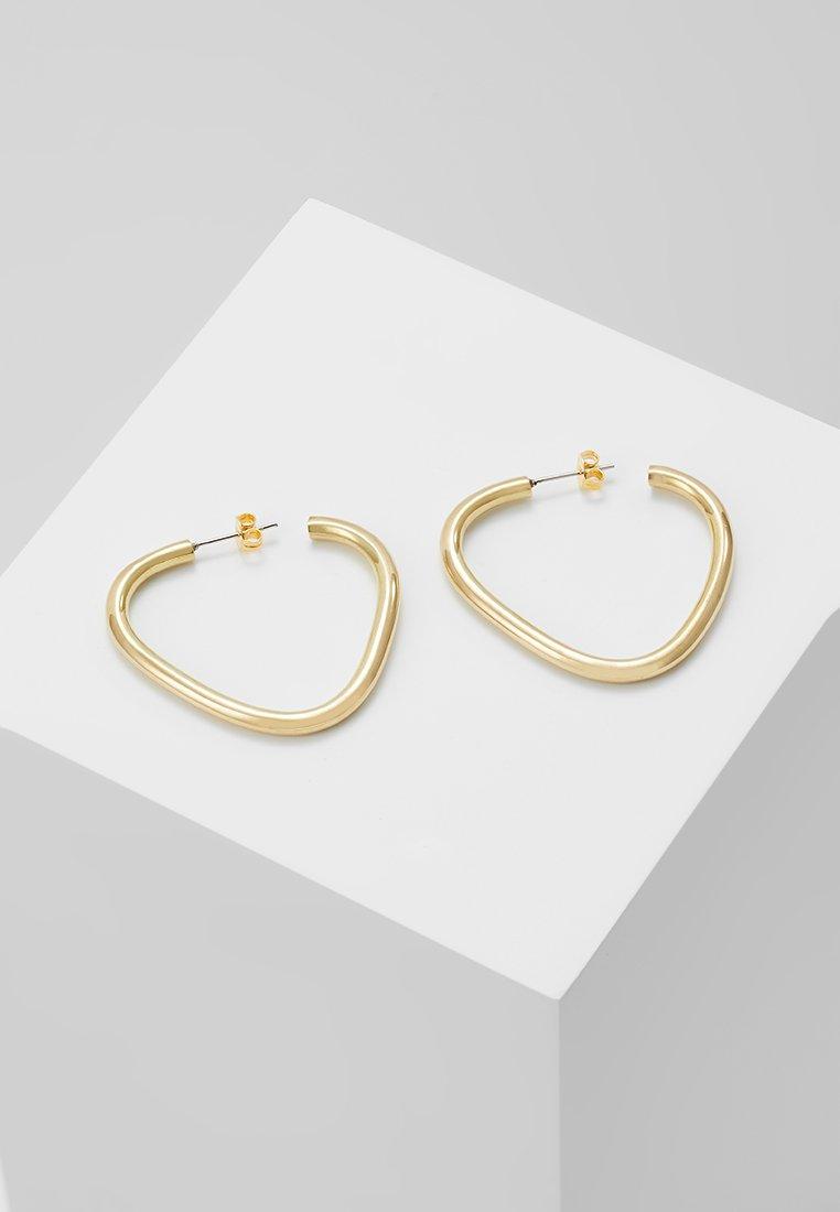 Soko - SABI ORGANIC HOOPS - Ohrringe - gold-coloured
