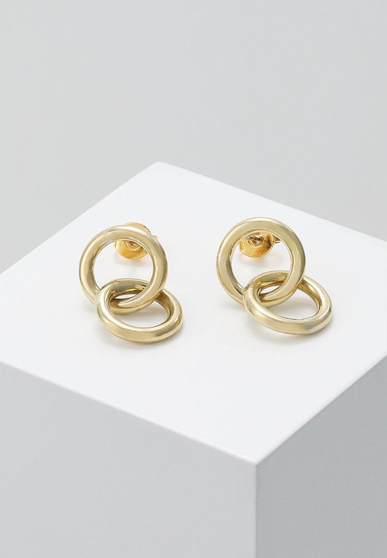 Soko - KUMI MINI HOOP STUDS - Earrings - gold-coloured