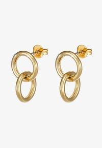 Soko - KUMI MINI HOOP STUDS - Earrings - gold-coloured - 3