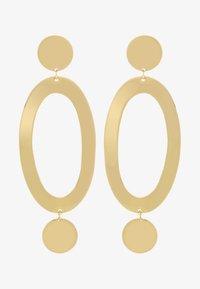 Soko - MARLO STATEMENT EARRINGS - Oorbellen - gold-coloured - 3