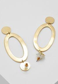 Soko - MARLO STATEMENT EARRINGS - Oorbellen - gold-coloured - 2
