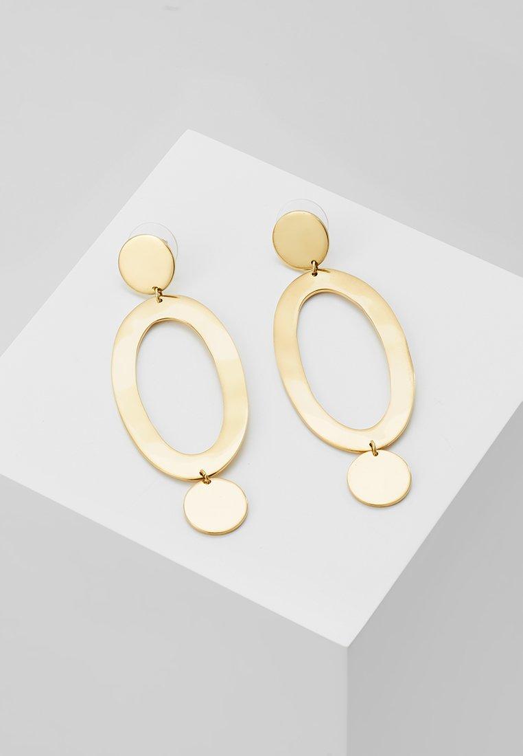 Soko - MARLO STATEMENT EARRINGS - Oorbellen - gold-coloured