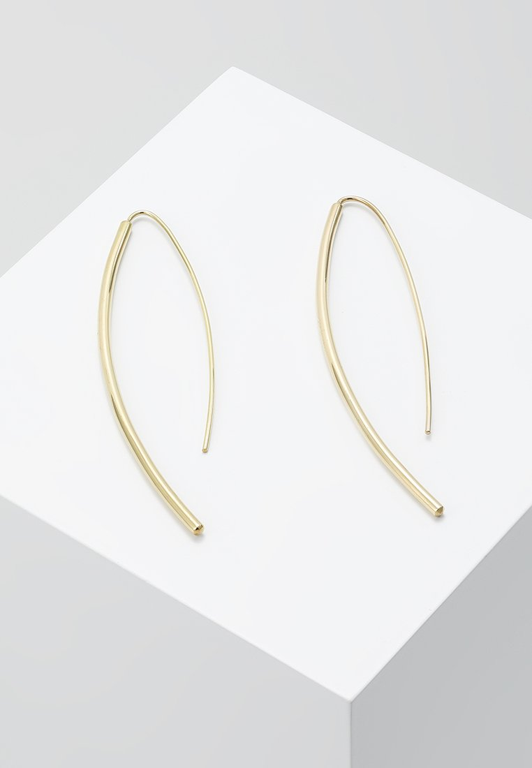 Soko - BOW EARRINGS - Pendientes - gold-coloured