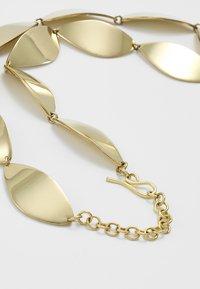 Soko - TULLA LINK COLLAR - Náhrdelník - gold-coloured - 2