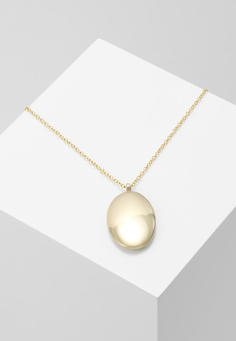 Soko - OVAL MEDALLION PENDANT - Halskette - gold-coloured