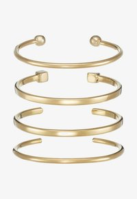 Soko - MIXED SHAPES STACKING CUFFS - Bracciale - gold-coloured - 3
