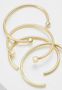 Soko - MIXED SHAPES STACKING CUFFS - Bracciale - gold-coloured - 4