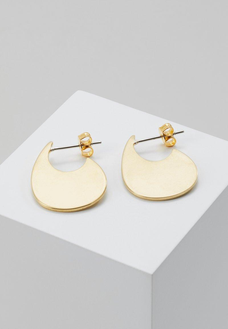 Soko - TEARDROP HUGGIE STUD - Náušnice - gold-coloured